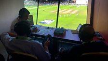 Live cricket: Sportsworld at Old Trafford