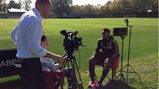 Inside AC Milan: Sulley Muntari