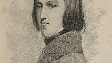 Richard Dadd. Self Portrait (1841)