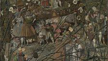 Richard Dadd, The Fairy Feller's Masterstroke (c.1855-64)