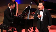 BBC Cardiff Singer of the World 2015: Song Prize, Recital 1