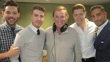 Jack Pack and Sir Terry