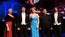 Song Prize Finalists 2015