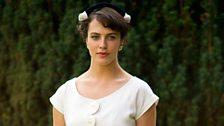 Alice (Jessica Brown-Findlay)
