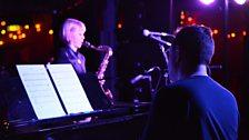 Helena Kay and Steve Hamilton