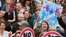 Anti Austerity March