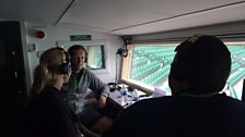 Jonas Bjorkman Live on Sportsworld