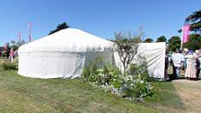 Synaesthesia Garden. Designed by Sarah Wilson