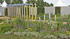 The Scotty's Little Soldier Garden. Designed by Graeme Thirde Garden and Landscape Design