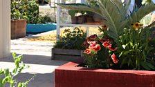Henri Le Worm: Community Garden. Designed by Chris Collins, Oli Blanc, Charlotte Salt