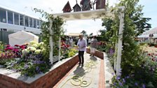 Just Retirement: A Garden For Every Retiree. Designed by Tracy Foster