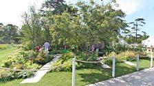 The Macmillan Legacy Garden. Designed by Ann-Marie Powell Gardens