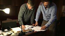 Steve Johns (Producer), Giacomo de Caterini (Sound Engineer)