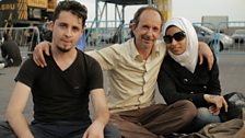 Khaled, Mohammed and Manal