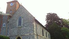 Stonor chapel
