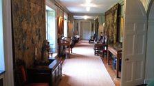 Stonor Park long hall