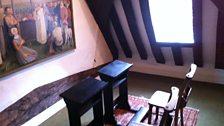 Campion Room at Stonor Park