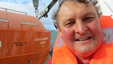 Mark finds out how roll-on roll-off ferries cope with the challenges thrown up by wild waters