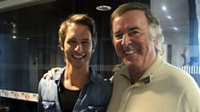 Chesney Hawkes and Terry Wogan