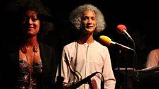 Nubya Garcia and Kevin Le Gendre