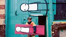 Stik - Art Thief