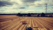 Yorkshire farm; Courtesy of Oliver Robinson