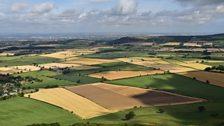 North Yorkshire plain