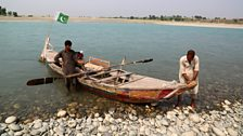Indus boatmen