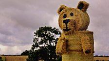 Rennington scarecrow