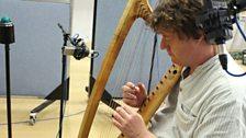 Harpist, Jon Banks