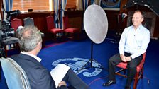 Lindsay's father worked with Jim Baxter on a newspaper column when he first moved to Rangers