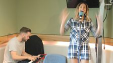 Alesha Dixon performing new single 'Tallest Girl'