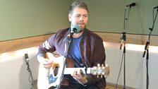 Brian McFadden performs for Weekend Wogan