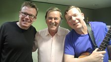 The Proclaimers with Terry Wogan