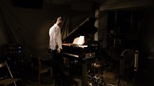 Mark Knoop performs at Cafe Oto