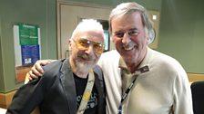 Sir Terry Wogan and Graham Parker