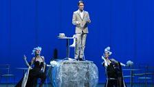 Maxim Mironov as Alberto in La gazzetta from the Rossini Opera Festival, Pesaro