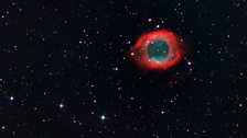 The Helix Nebula in Aquarius