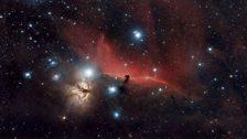 Barnard 33 - Horsehead Nebula