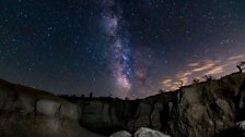 Paint Mines Milky Way