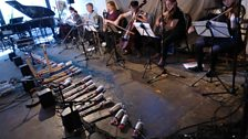 Mauro Lanza & Andrea Valle's 'Regnum Vegetabile for sextet and electromechanical devices' performed by Ensemble Plus-Minus