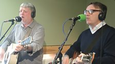 Squeeze perform for Weekend Wogan