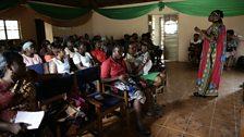 Santa Johnson, Director of Development for New Harvest Global Ministries