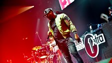 Lethal Bizzle at 1Xtra Live 2015