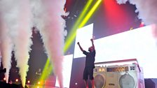 Tinie Tempah at 1Xtra Live 2015 in Leeds