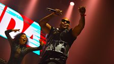 Flo Rida definitely had it going down for real in Leeds