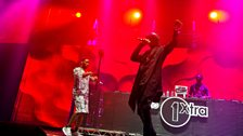 Krept & Konan definitely didn't waste anyone's time with their 1Xtra Live performance
