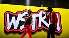 WSTRN making big moves at 1Xtra Live