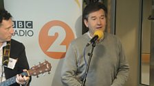 Daniel O'Donnell performs two tracks from his new album live for Weekend Wogan.