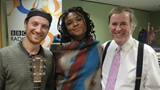 Lizz Wright joins Terry Wogan to perform